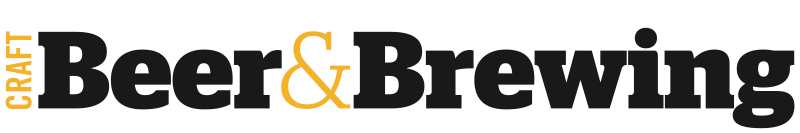 Craft Beer And Brewing Magazine Logo