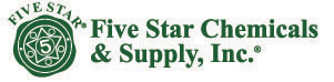 Five Star Chemicals & Supply Logo